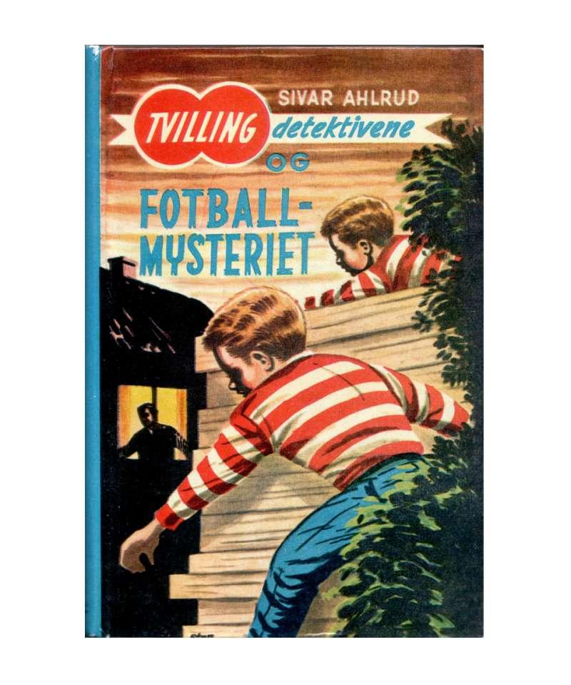 Tvillingdetektivene og fotballmysteriet