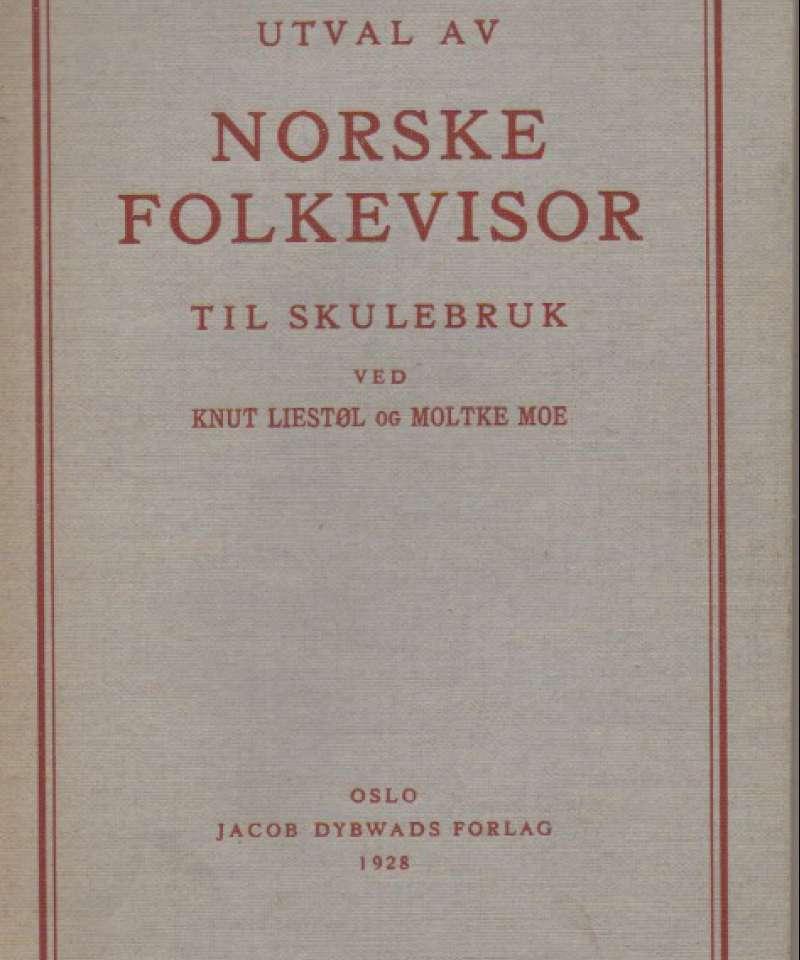 Norske Folkevisor