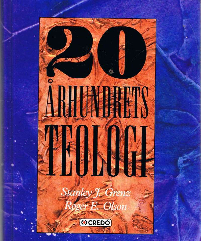 20 århundrets teologi