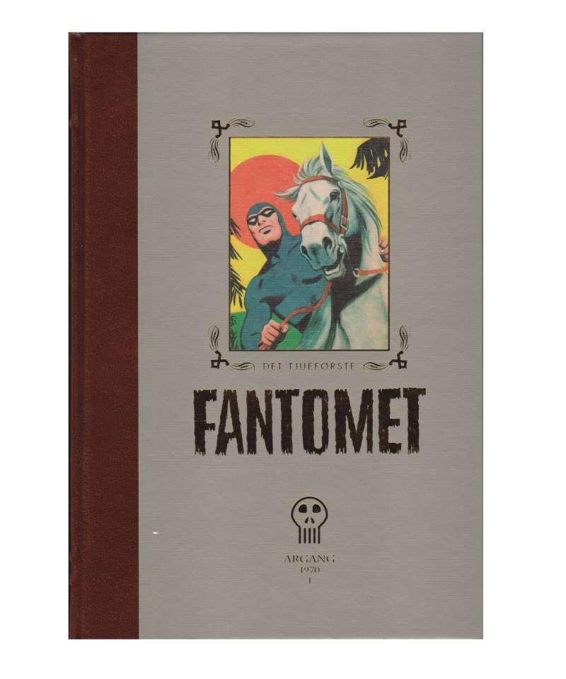 Fantomet - årgang 1970 bind 1