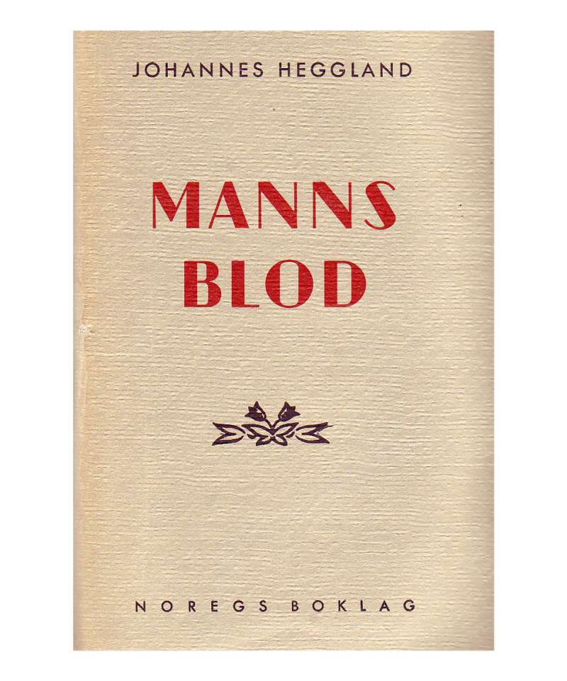 Manns blod