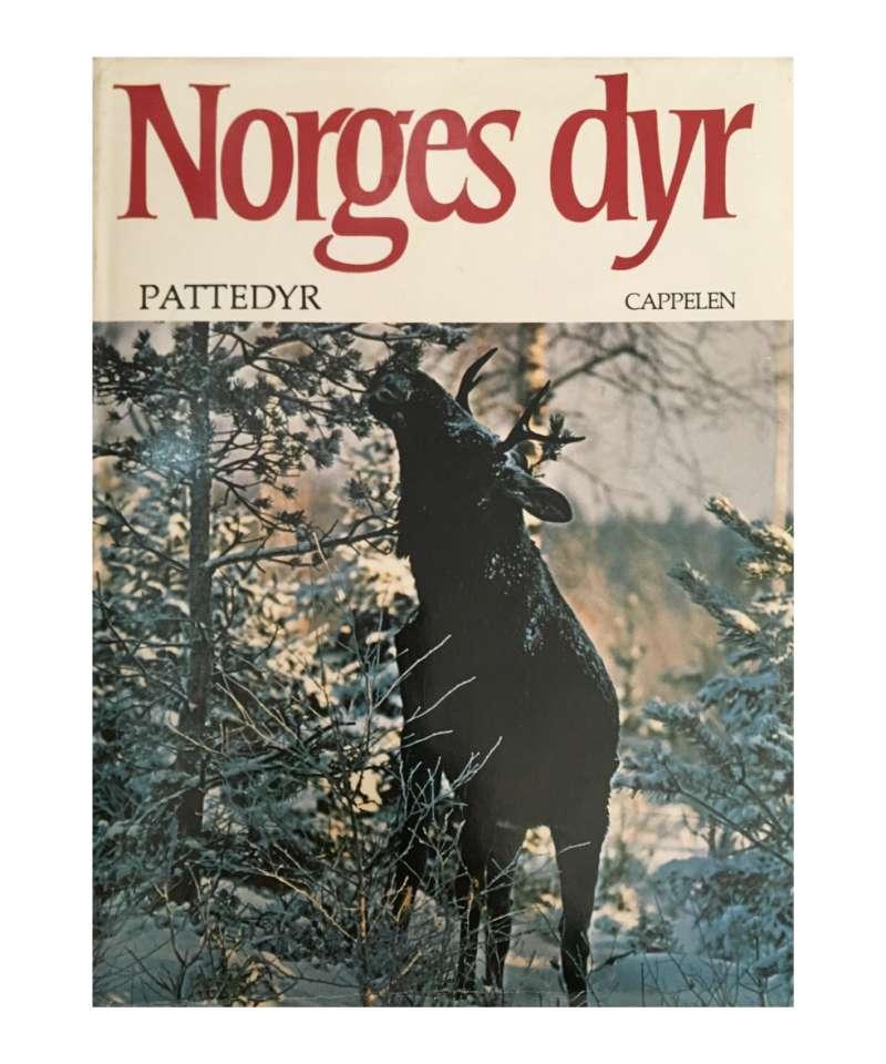 Norges dyr, bind 1-6