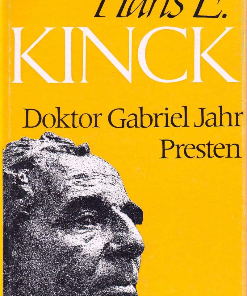 Doktor Gabriel Jahr, Presten