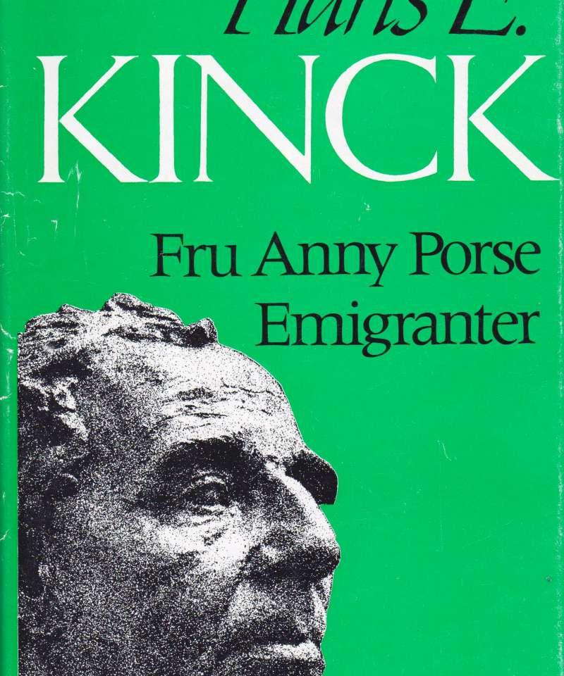 Fru Anny Porse Emigranter