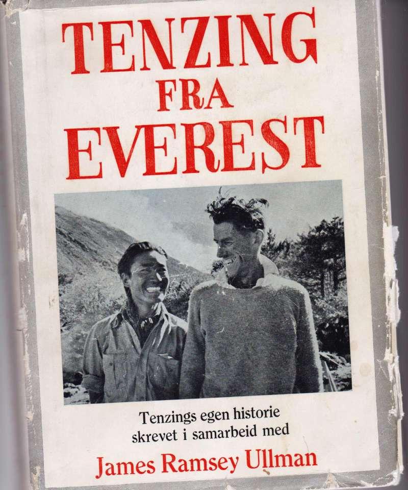 Tenzing fra Everest