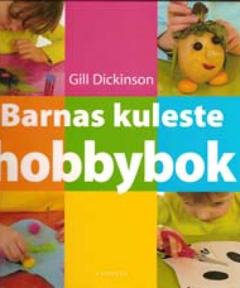 Barnas kulteste hobbybok