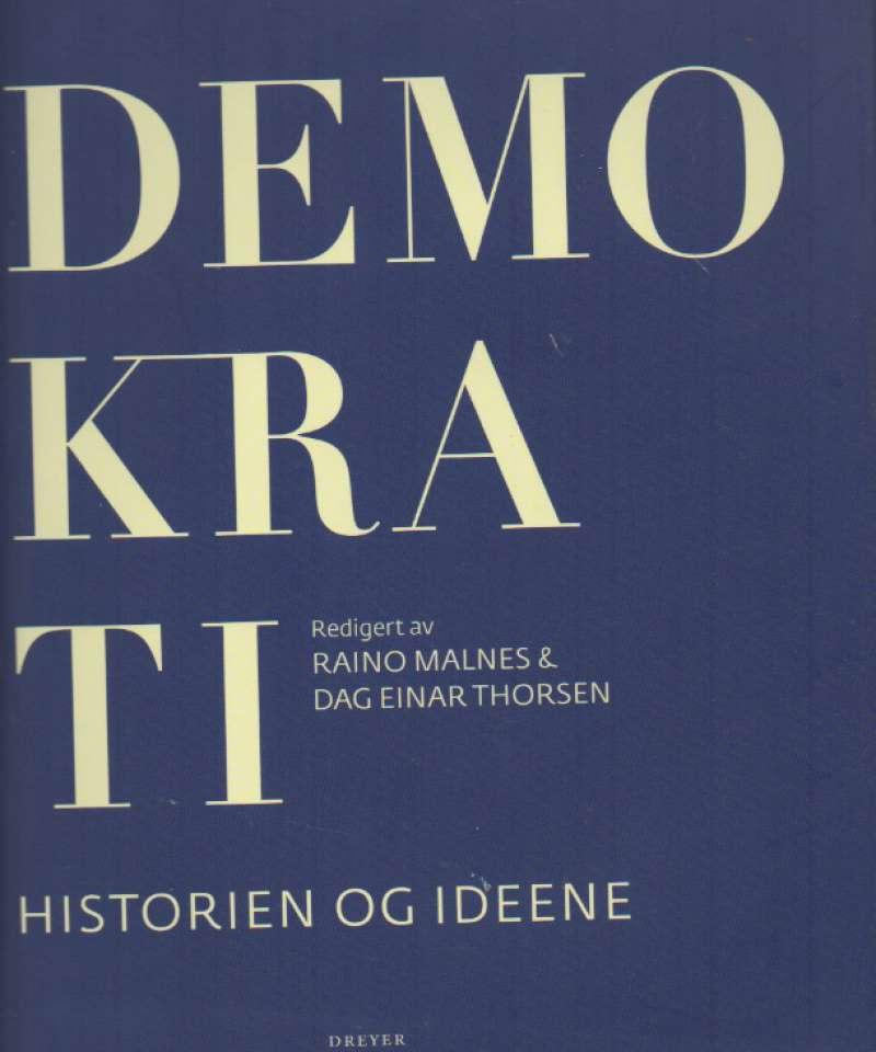 Demokrati – Historien og ideene