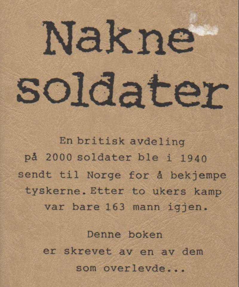 Nakne soldater