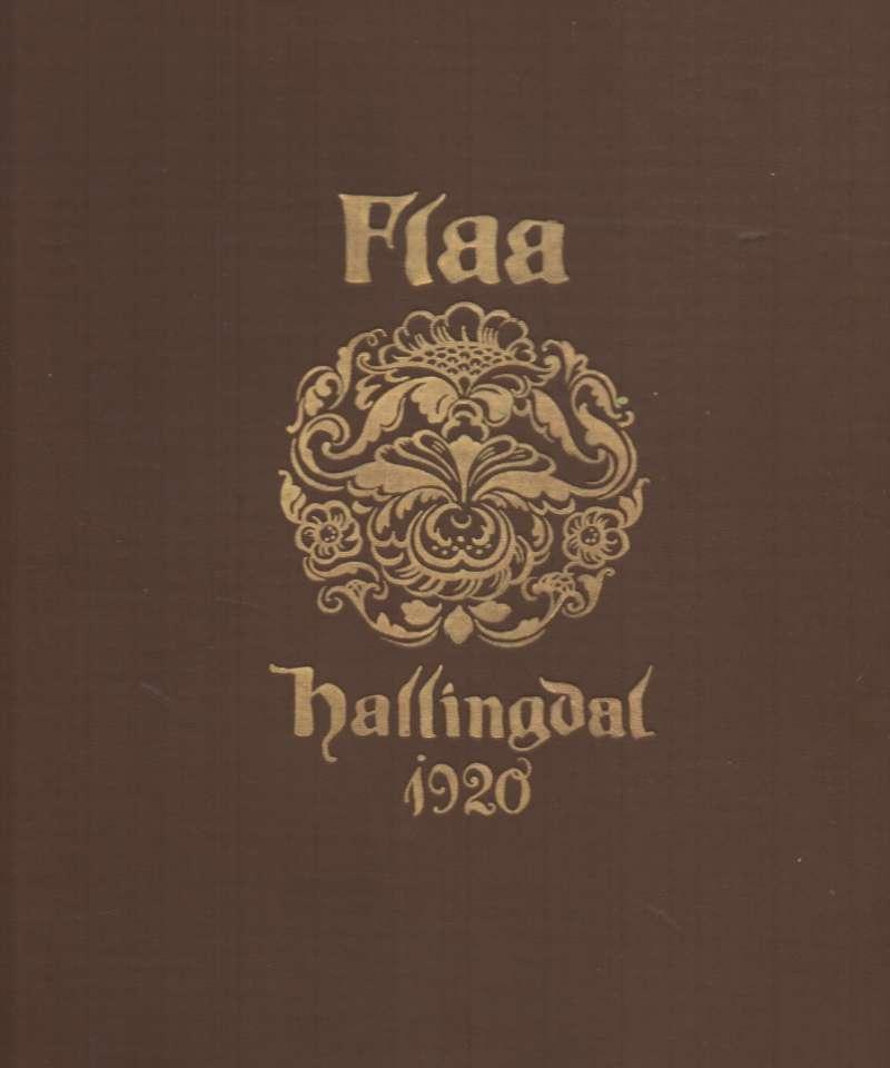 Flaa Hallingdal 1920
