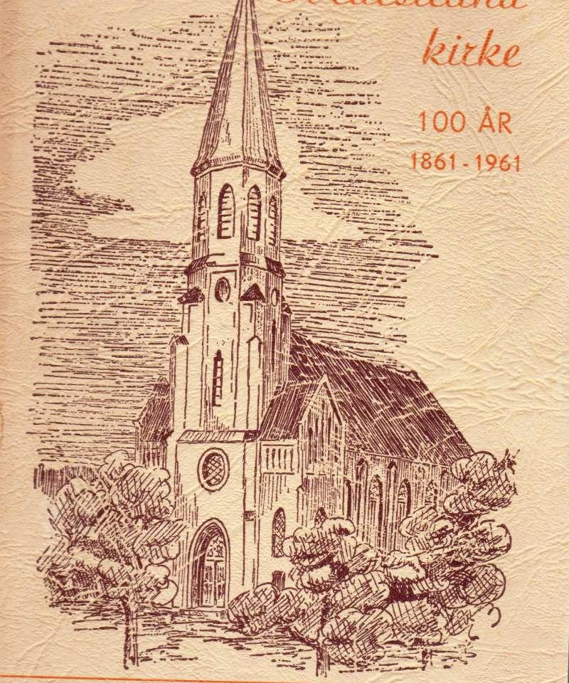 Tvedestrand kirke 100 år 1861-1961