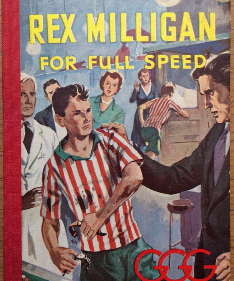 Rex Milligan for full speed
