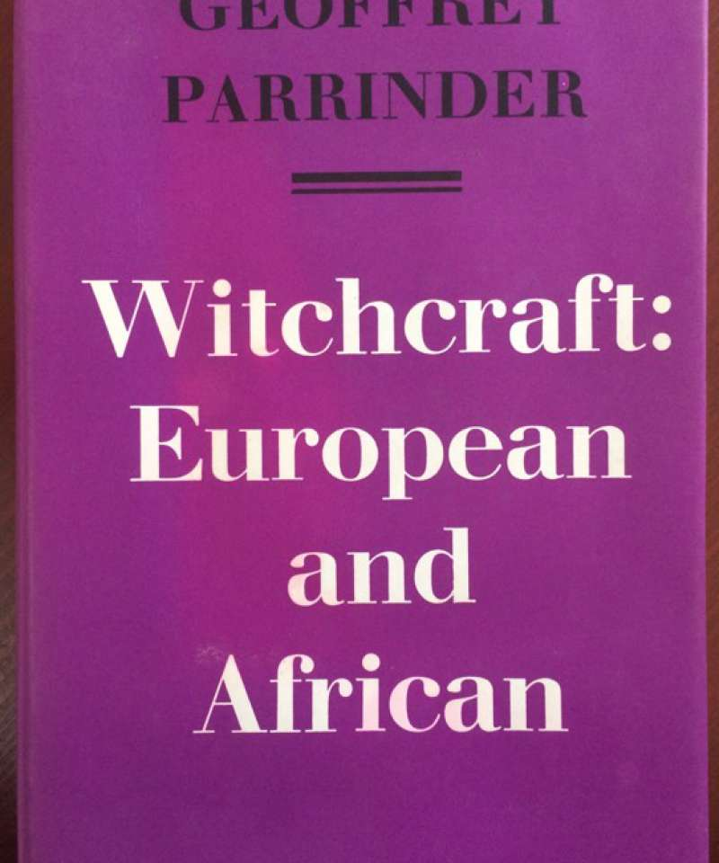 Witchcraft: European and African