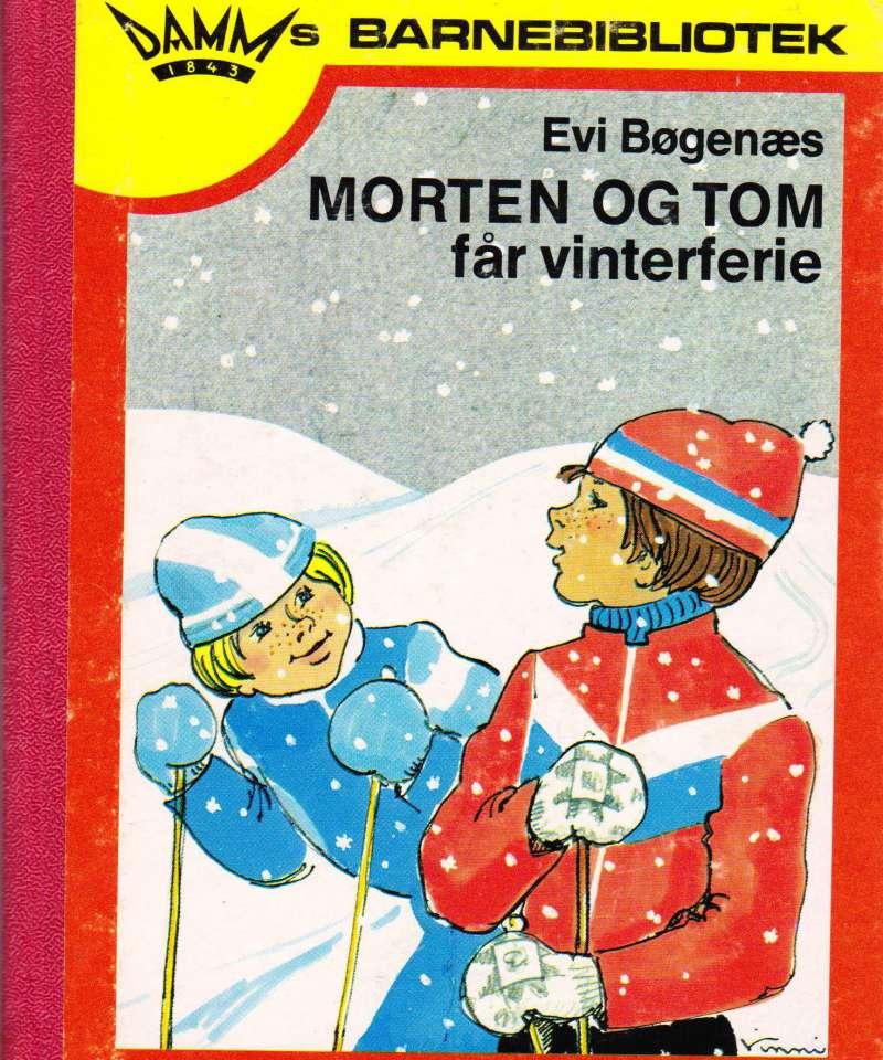 Morten og Tom får vinterferie