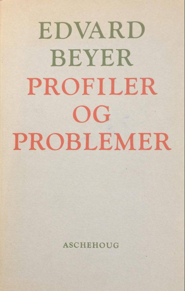 Profiler og problemer