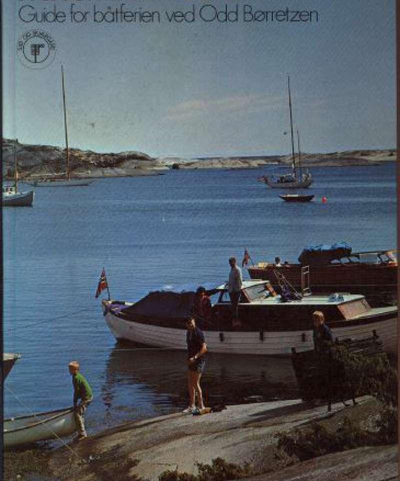 Fra Jomfruland til Lindesnes. Guide for båtferien ved Odd Børretzen