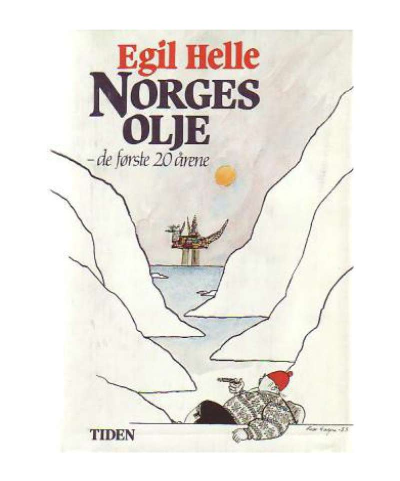 Norges olje