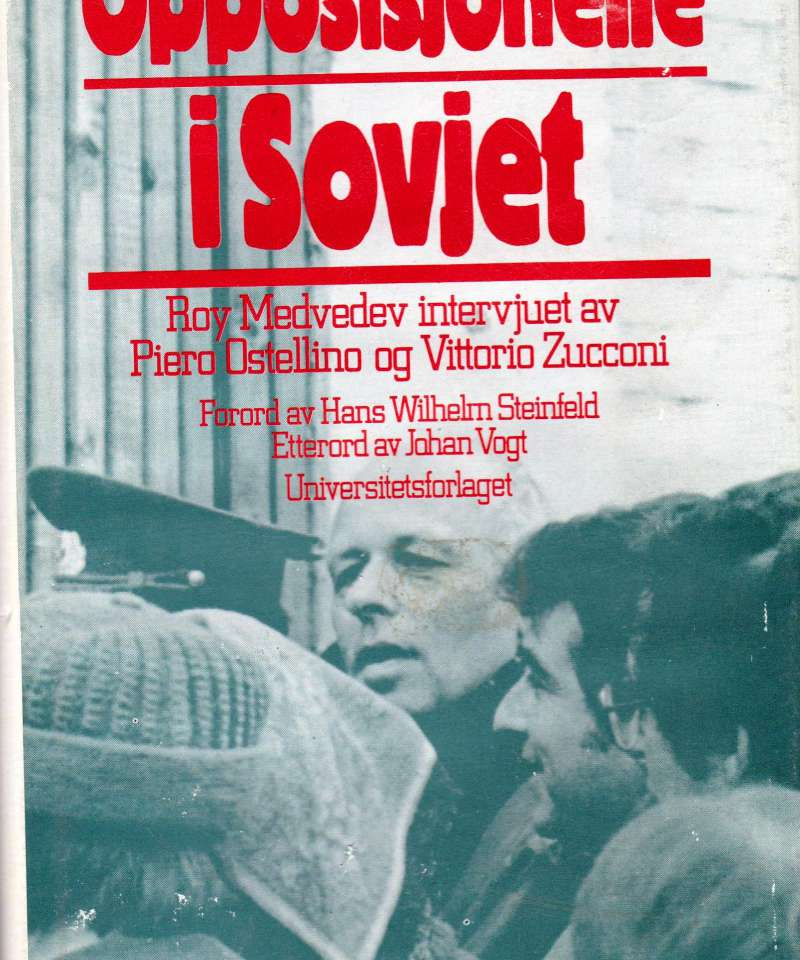 Opposisjonelle i Sovjet