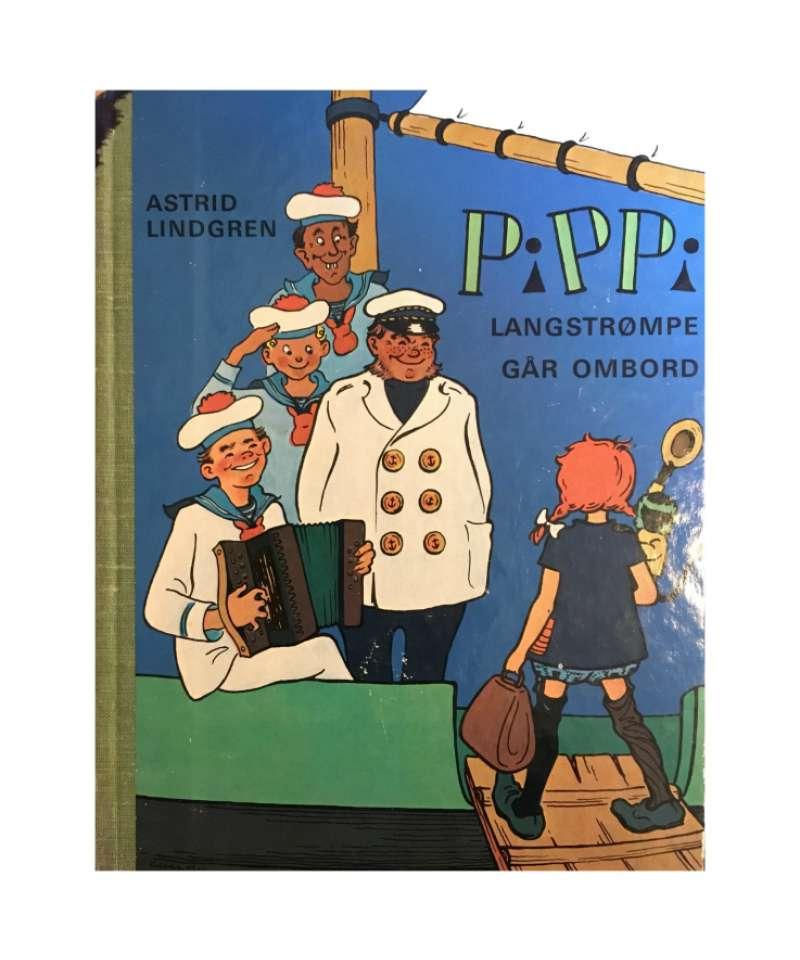 Pippi Langstrømpe går ombord