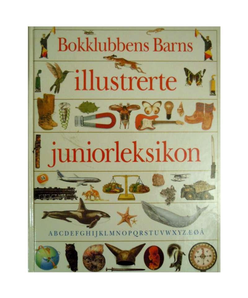 Bokklubbens Barns illustrerte juniorleksikon