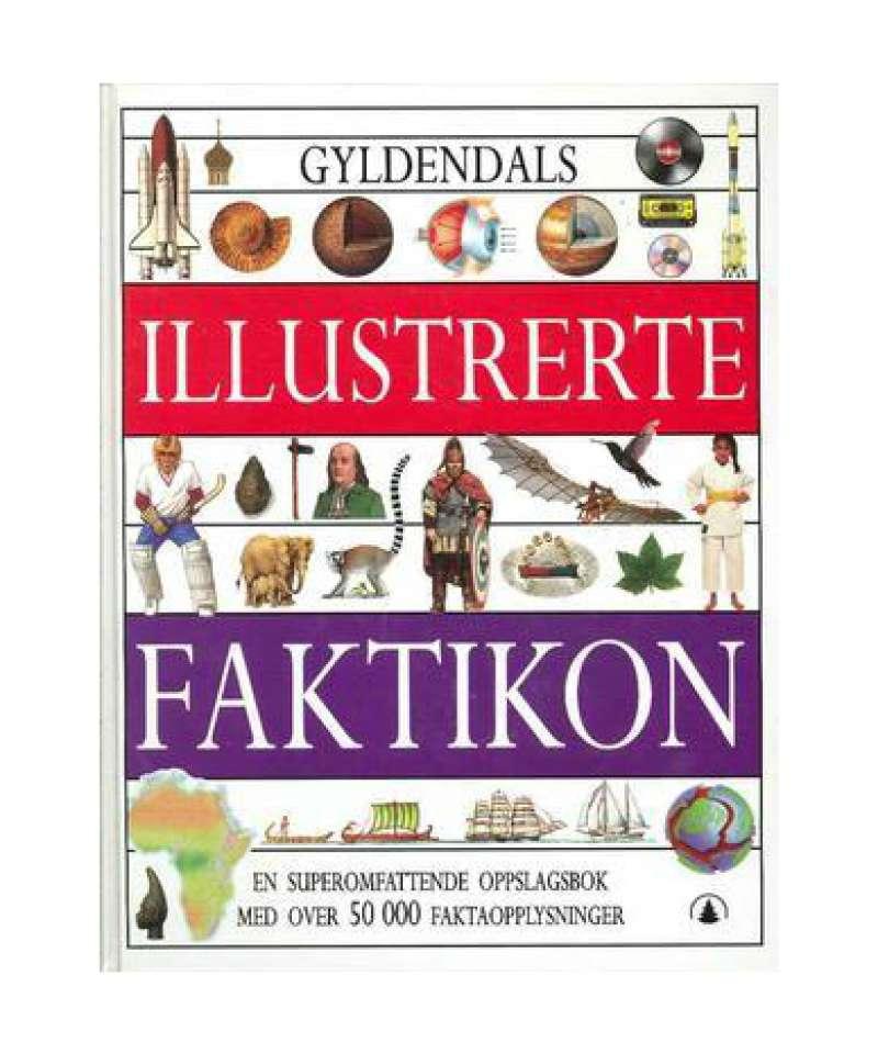Gyldendals illustrerte faktikon