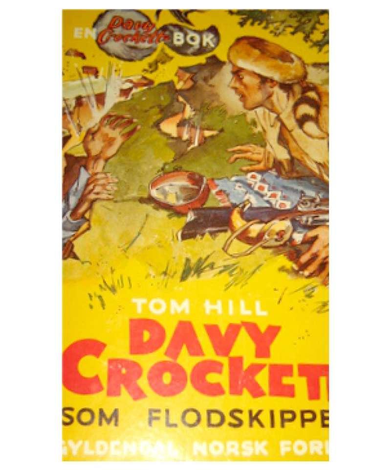 Davy Crockett som flodskipper