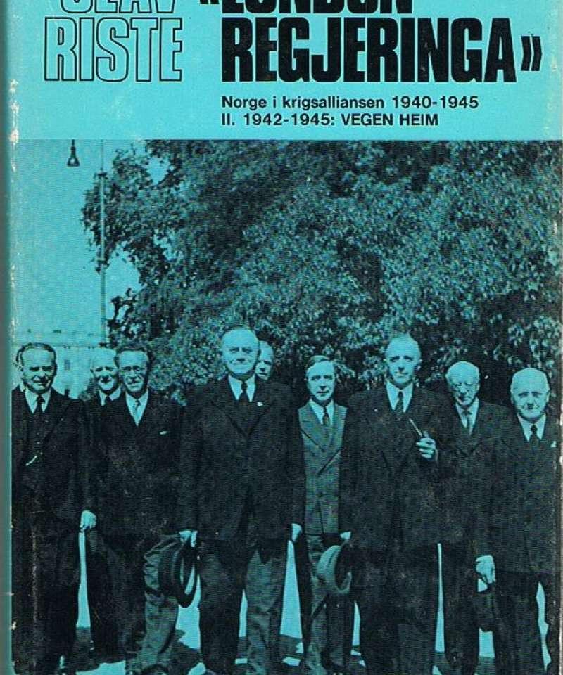 London-regjeringa bind II