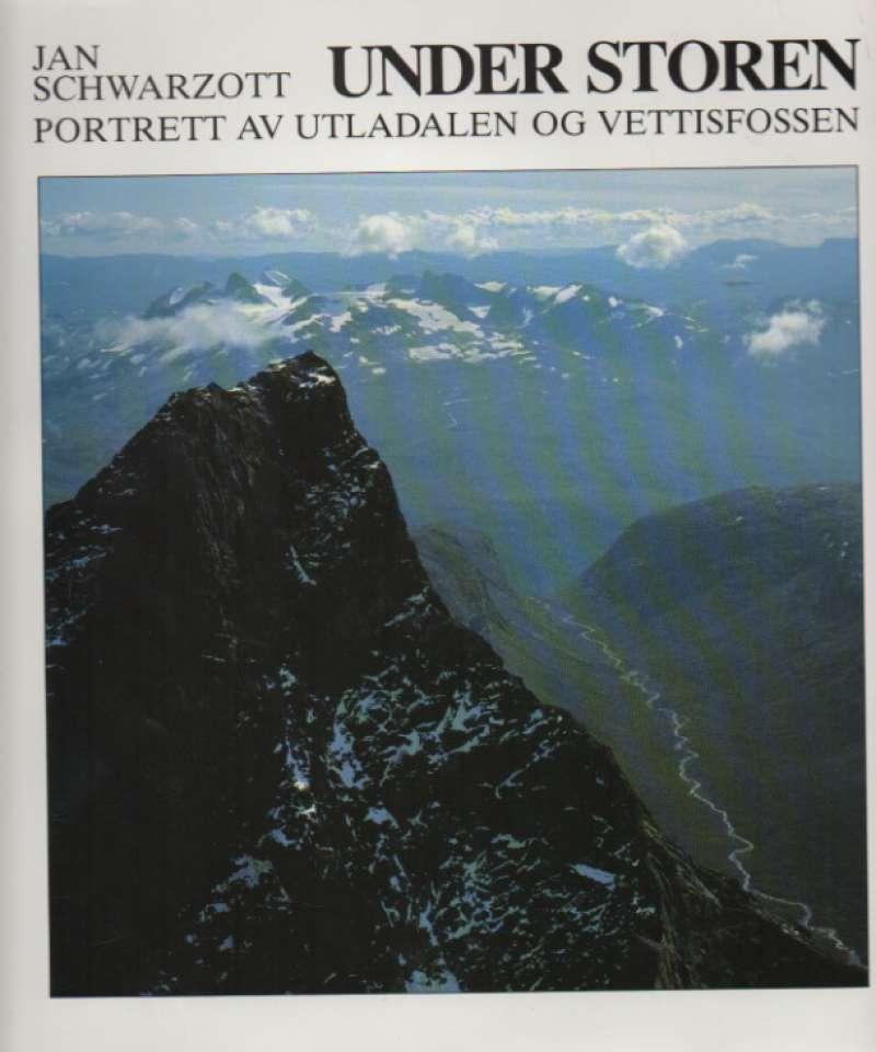 Under Storen – portrett av Utladalen og Vettisfossen