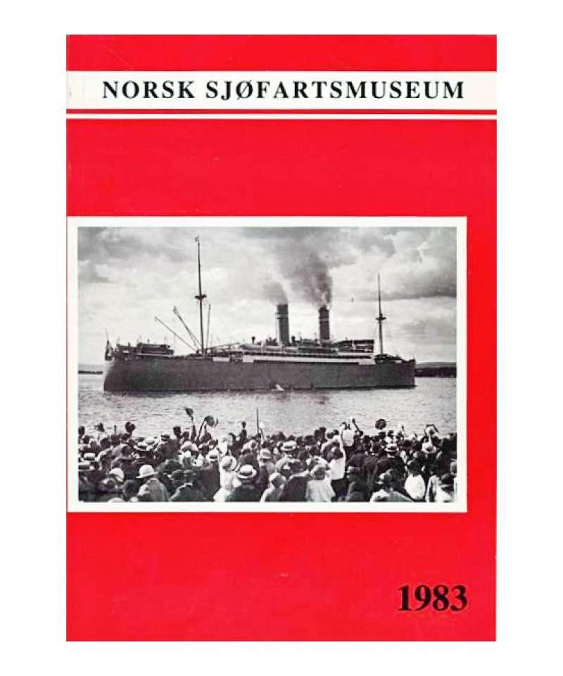Norsk sjøfartsmuseum 1983