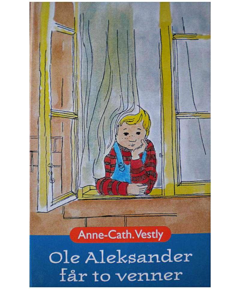 Ole Aleksander får to venner