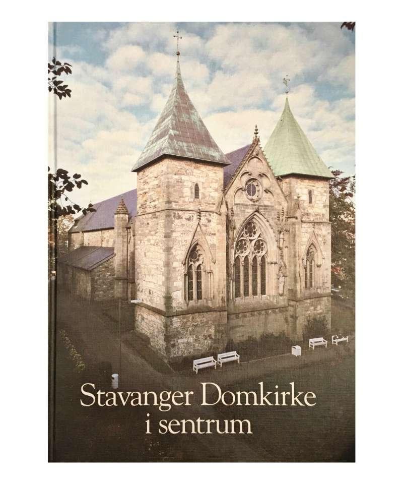 Stavanger Domkirke i sentrum