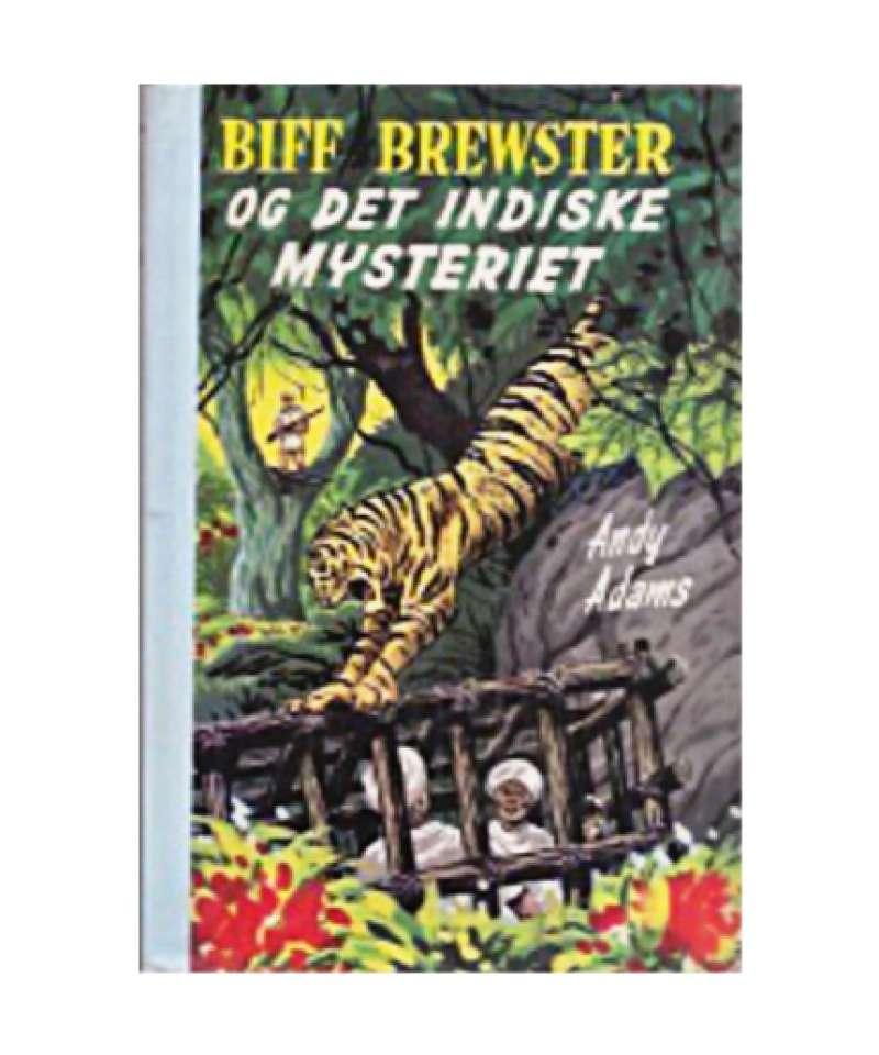 Biff Brewster og det indiske mysteriet