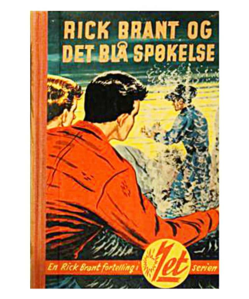 Rick Brant og det blå spøkelse