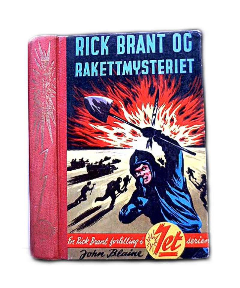 Rick Brant og rakettmysteriet