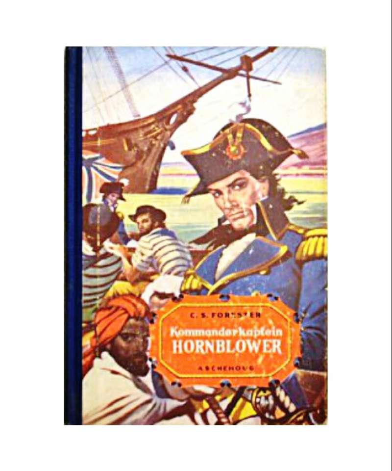 Kommandørkaptein Hornblower