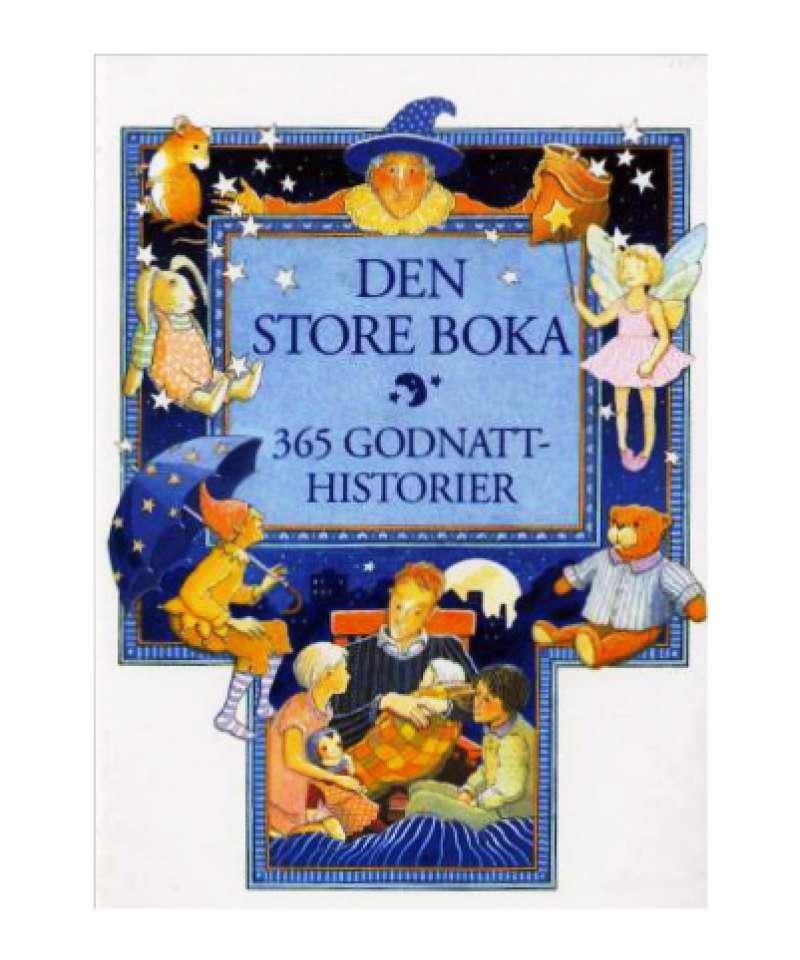 Den store boka - 365 godnatthistorier