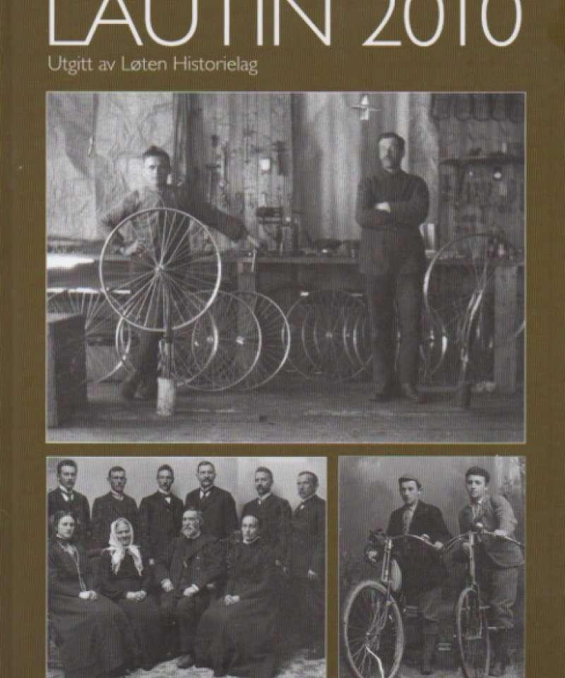 Lautin 2010 Lokalhistorisk årbok
