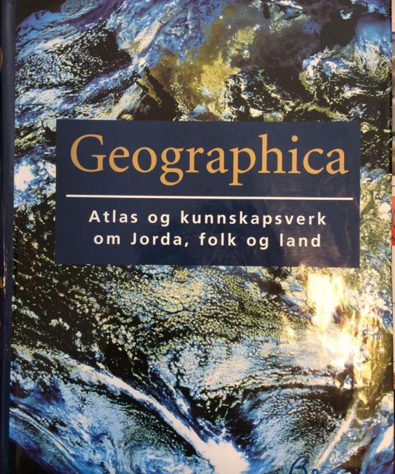 Geographica. Atlas og kunnskapsverk om Jorda, folk og land