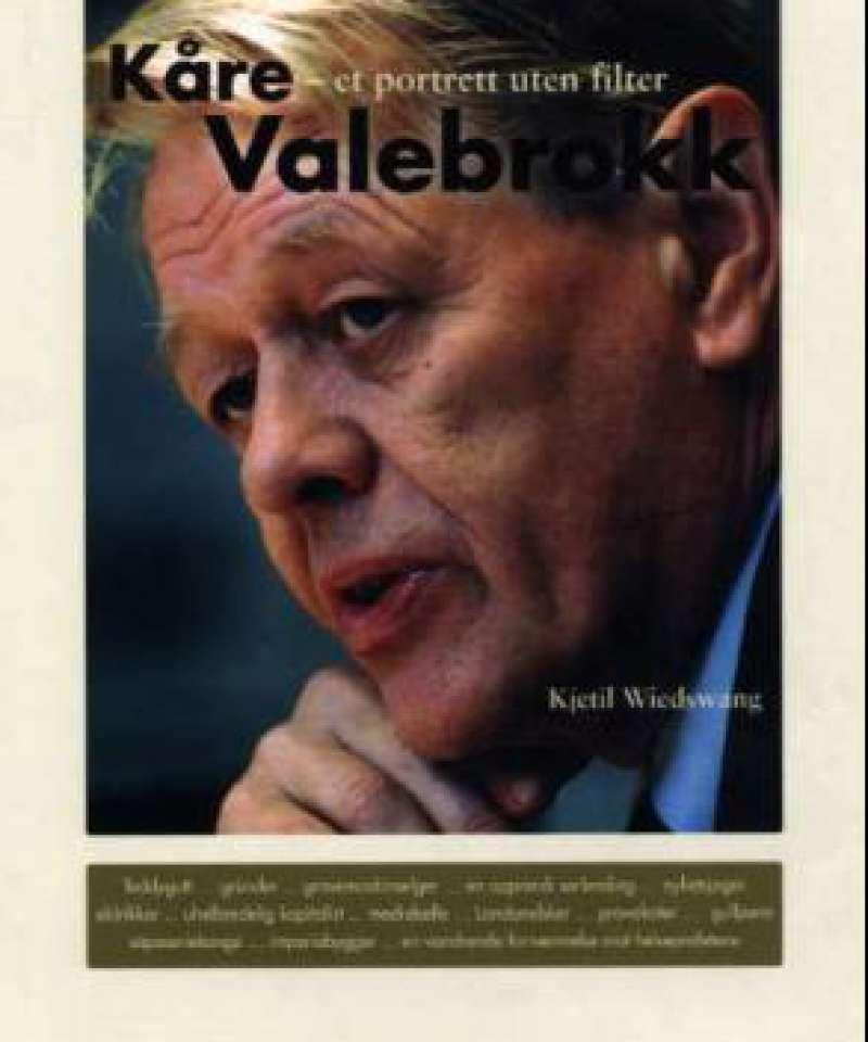 Kåre Valebrokk-et portrett uten filter