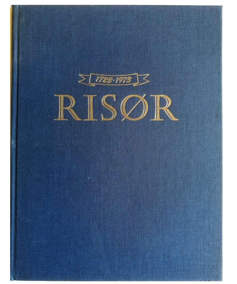 Risør 1723 - 1973