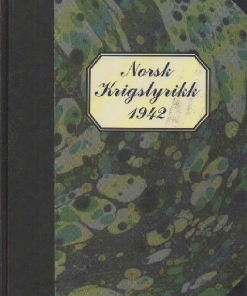 Norsk krigslyrikk 1942