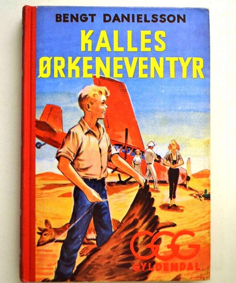 Kalles ørkeneventyr