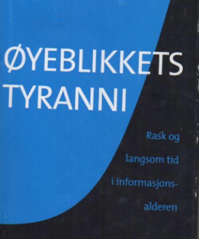 Øyeblikkets tyranni