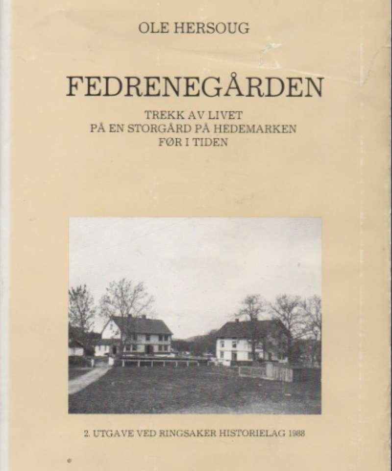 Fedrenegården