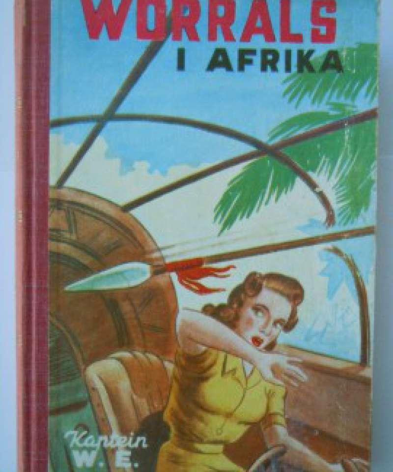 Worrals i Afrika