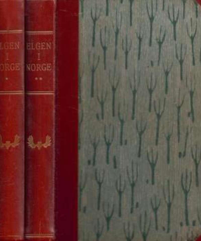 Elgen i Norge - 2 bind
