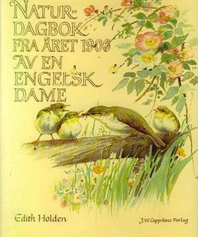 Naturdagbok fra året 1906 av en engelsk dame
