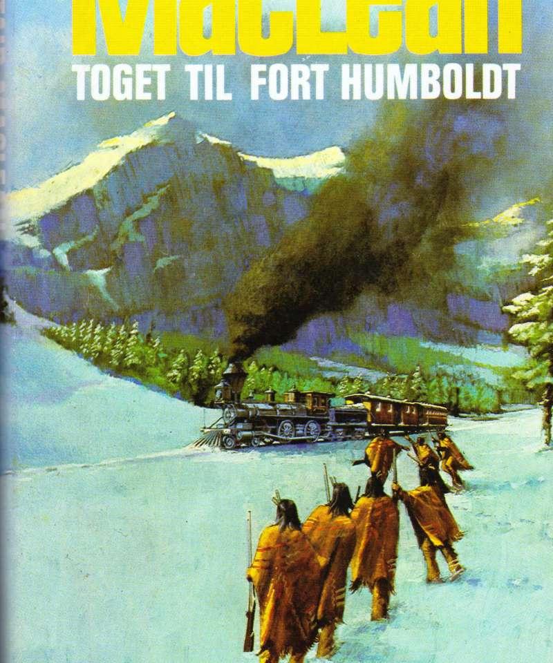 Toget til fort Humboldt