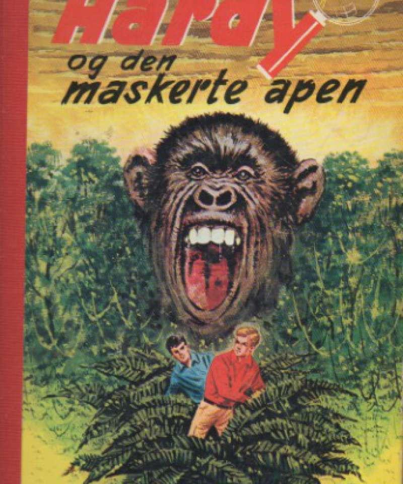 Hardy og den maskerte apen