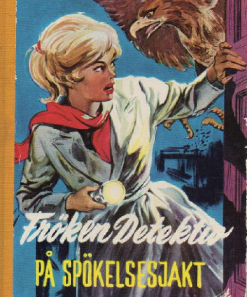 Frøken detektiv på spøkelsesjakt