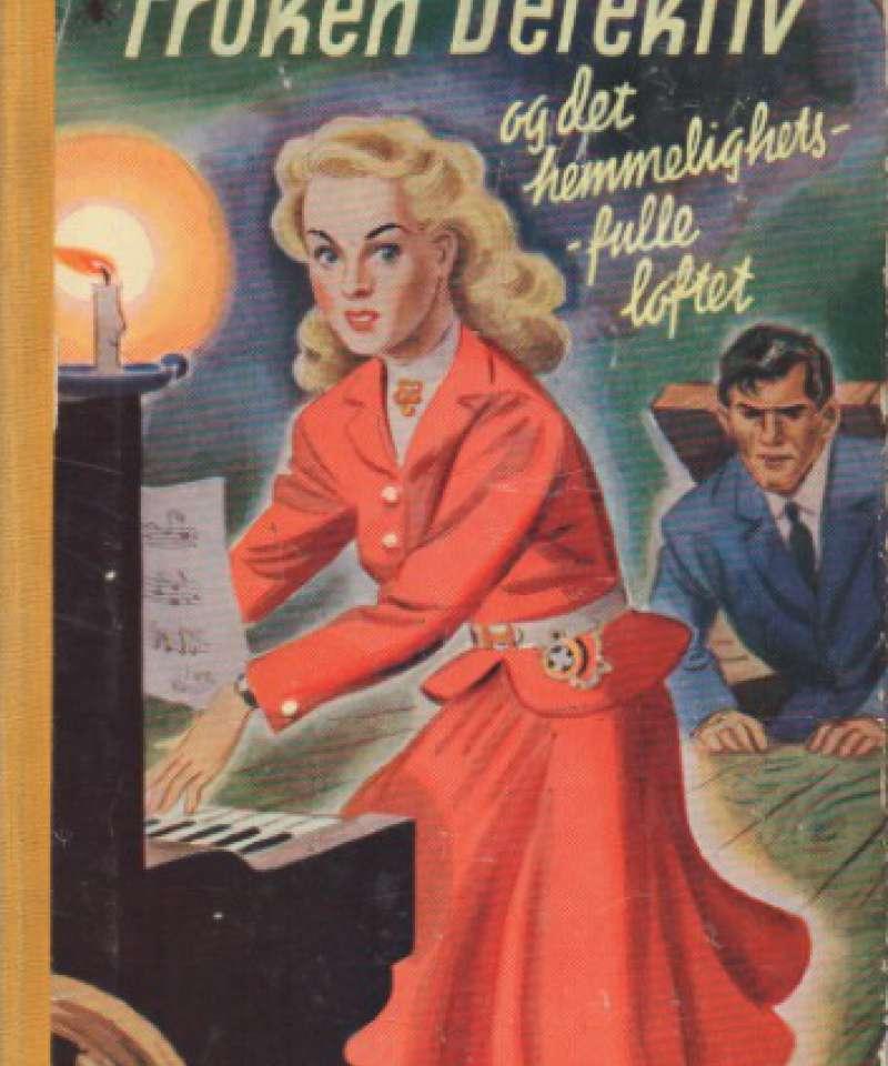 Frøken detektiv og det hemmelighetsfulle løftet